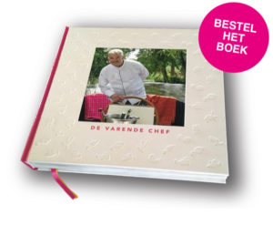 De varende chef - bestel het boek!